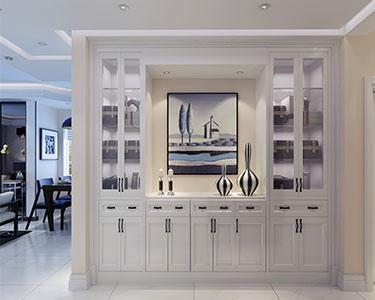 现代简约风格-定制家具与硬装的完美结合