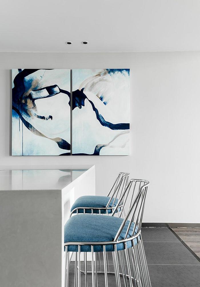 把头馥室成双北欧风格 loft户型-国美美窝装饰设计