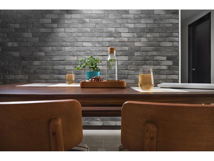 现代简约餐厅-包头装修公司效果图_国美美窝装饰设计